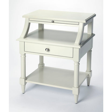 Butler Talia White End Table