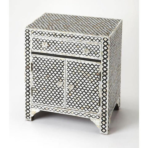 Butler Vernais Mother Of Pearl Accent Chest