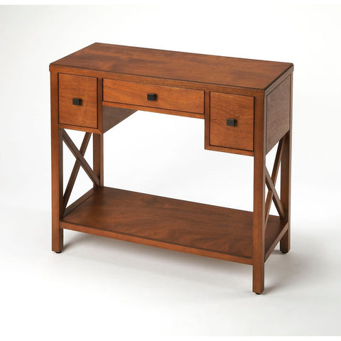 Butler Warren Caramel Console Table