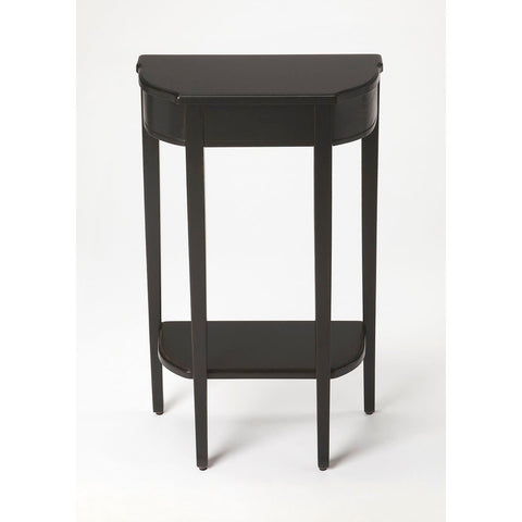 Butler Wendell Black Licorice Console Table