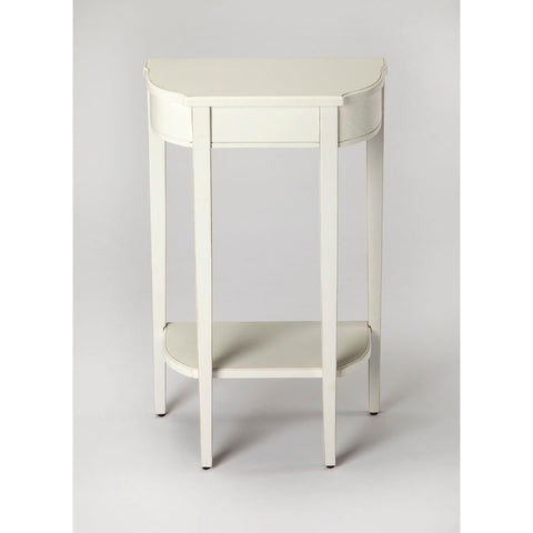 Butler Wendell Cottage White Console Table