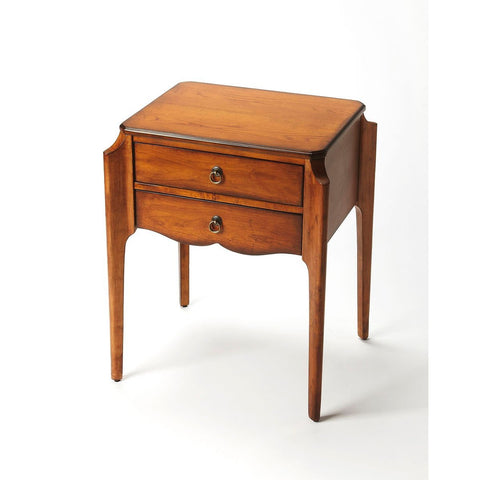 Butler Wilshire Driftwood Accent Table