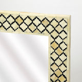 Butler Yasmin Bone Inlay Wall Mirror