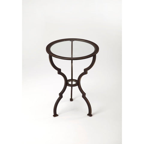 Butler Yvonne Metal End Table