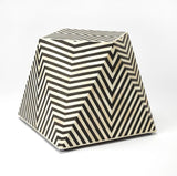 Butler Zanzibar Bone Inlay Accent Table