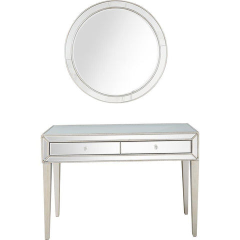 Camden Isle Alice Wall Mirror and Console
