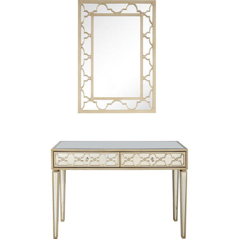 Camden Isle Arielle Wall Mirror and Console