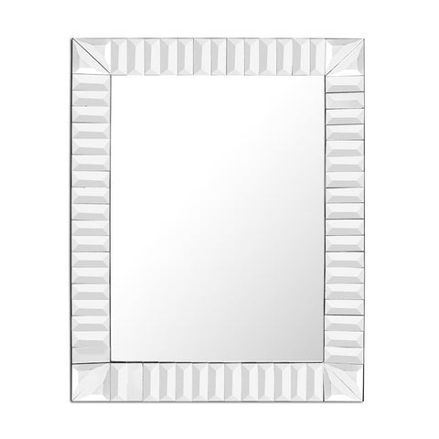 Camden Isle Clear Waves Mirror