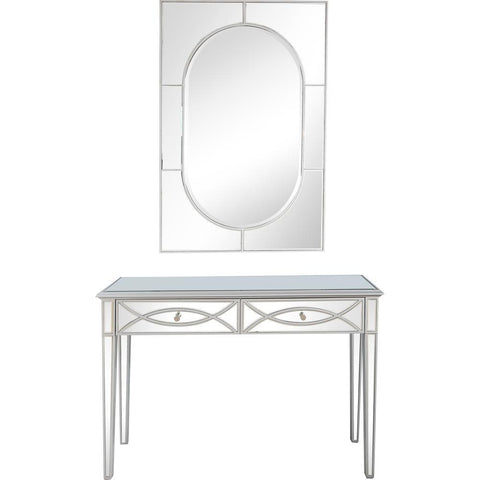 Camden Isle Helena Wall Mirror and Console