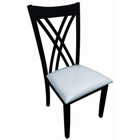 Camden Isle Maya Dining Chair in Cappuccino (Set of 2)