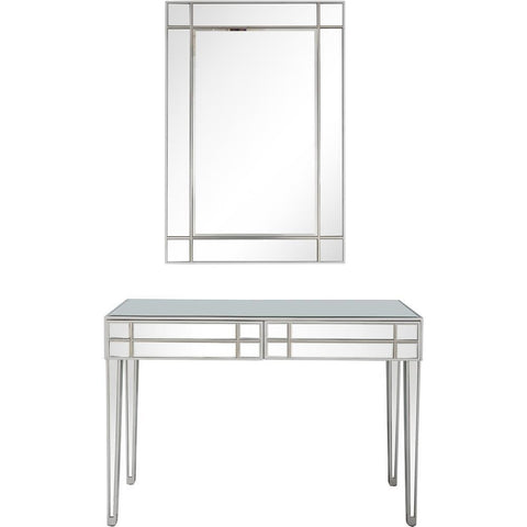 Camden Isle Vera Wall Mirror and Console
