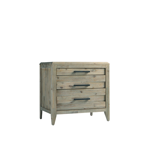 Casana Harbourside 3 Drawer Nightstand