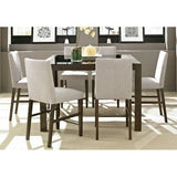 Casana Hudson 7 Piece Cafe Table And Chairs Set