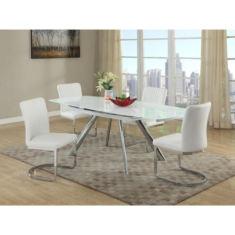 Chintaly Alina Dining 5 Piece Dining Set