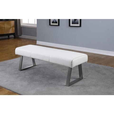 Chintaly Contemporary Rectangular Bench