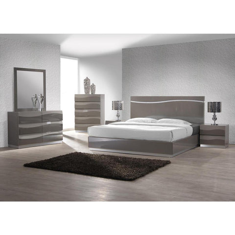 Chintaly Delhi 5 Piece Bedroom Set
