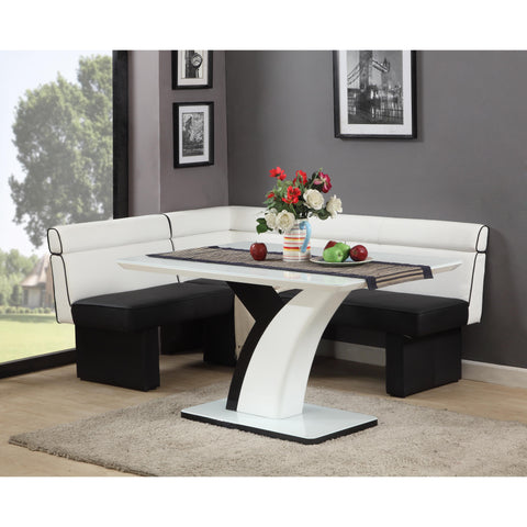 Chintaly Natasha Dining Table And Nook Set