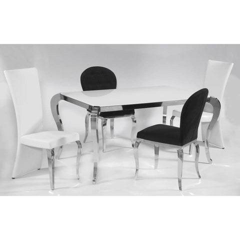 Chintaly Teresa Dining 5 Piece Dining Set