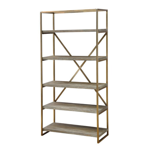 Coast To Coast 13641 Biscayne Bookcase
