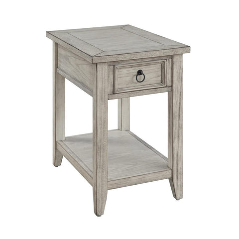 Coast To Coast 30443 Summerville One Drawer Chairside Table