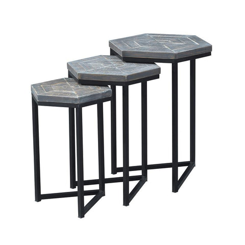 Coast To Coast 36504 Set of Three Nesting Tables