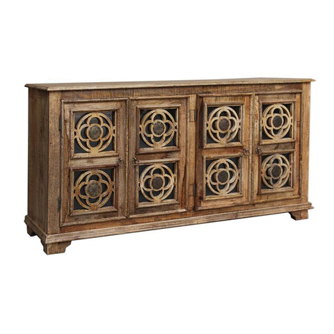Coast To Coast 37133 Four Door Media Credenza