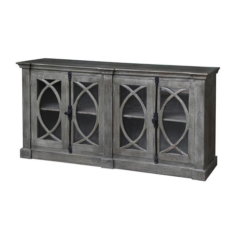 Coast To Coast 37134 Four Door Media Credenza