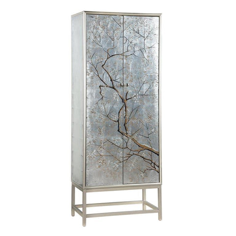 Coast To Coast 40271 Two Door Tall Wine Cabinet