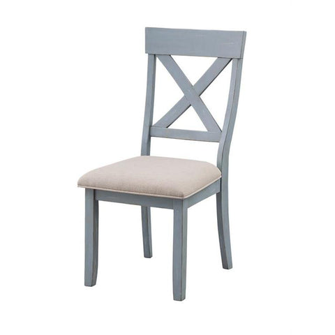 Coast To Coast 40298 Set of 2 Bar Harbor Dining Chairs