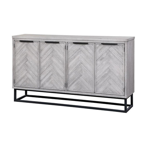 Coast To Coast Aspen Court II Four Door Media Credenza