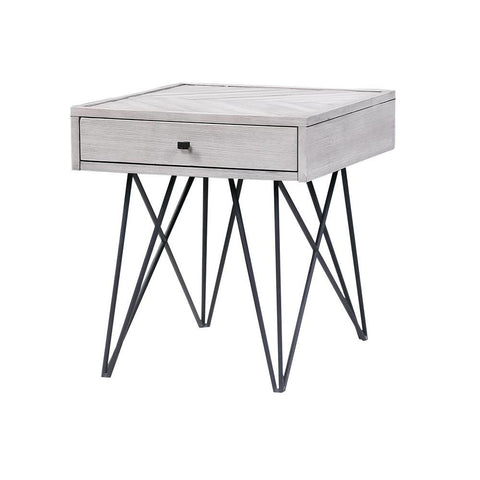 Coast To Coast Aspen Court II One Drawer End Table