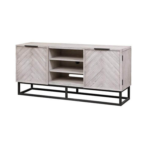 Coast To Coast Aspen Court II Two Door Media Console