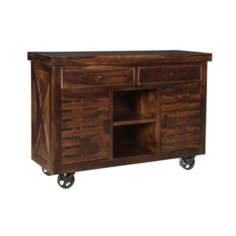 Coast To Coast Braxton Two Drawer Two Door Sideboard