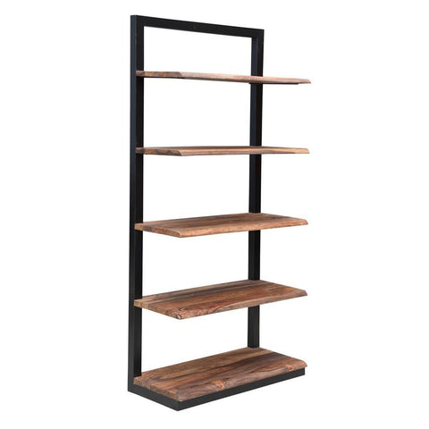 Coast To Coast Brownstone II Bookcase