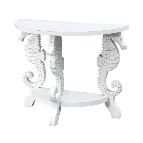 Coast To Coast Demilune Console Table
