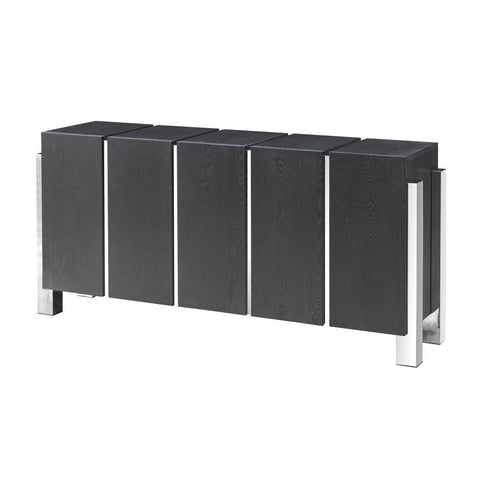Coast To Coast Five Door Media Credenza