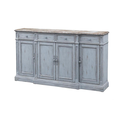 Coast To Coast Four Door Four Drawer Media Credenza
