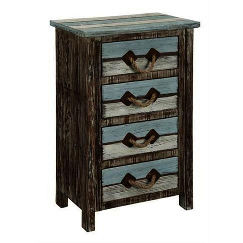 Coast To Coast Four Drawer Chest 91746
