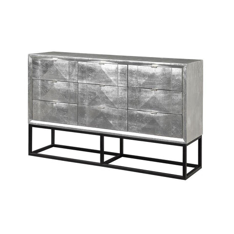 Coast To Coast Nine Drawer Credenza