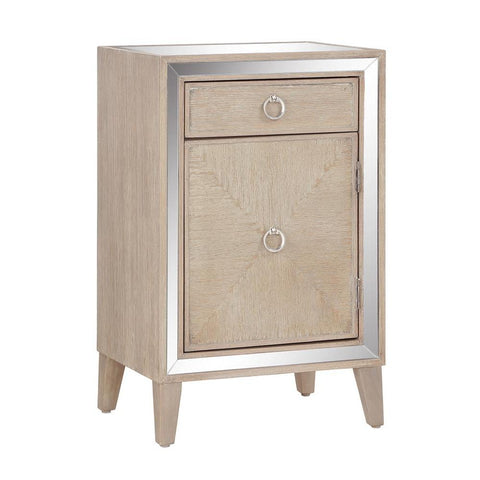 Coast To Coast One Door One Drawer Cabinet
