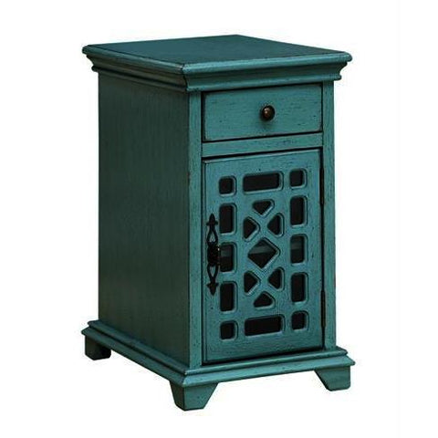 Coast To Coast One Drawer One Door Chairside Cabinet 96605
