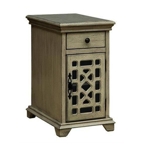 Coast To Coast One Drawer One Door Chairside Cabinet 96606