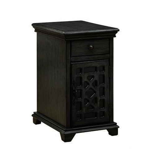 Coast To Coast One Drawer One Door Chairside Cabinet 96607