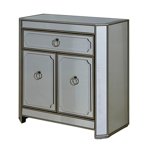 Coast To Coast One Drawer Two Door Cabinet 96626
