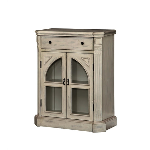 Coast To Coast One Drawer Two Door Cabinet 96648