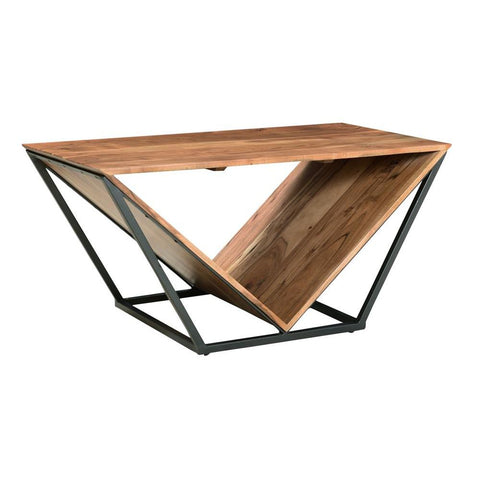 Coast To Coast Rafters Cocktail Table