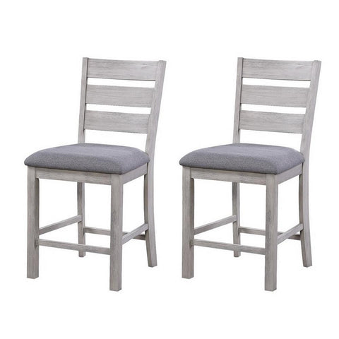 Coast To Coast Set of 2 Aspen Court II Counter Height Dining Barstools