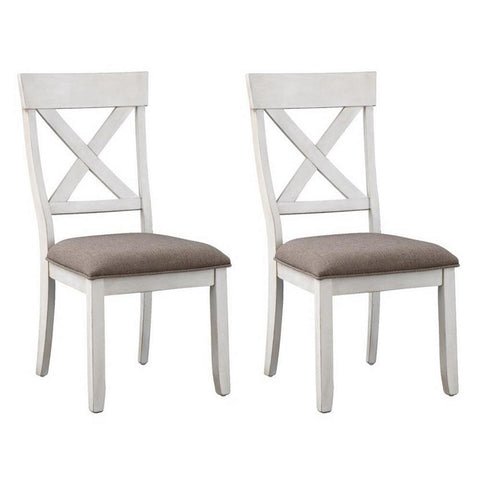 Coast To Coast Set of 2 Bar Harbor II Dining Chairs