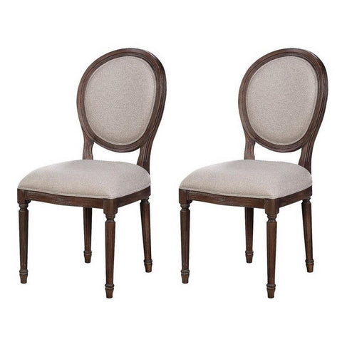 Coast To Coast Set of 2 Marquette Dining Chairs