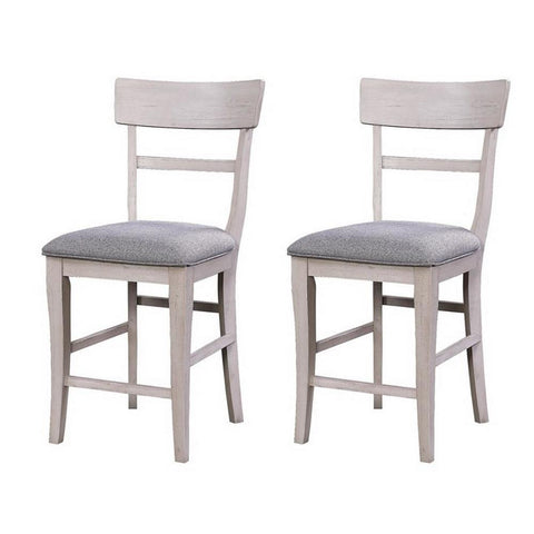 Coast To Coast Set of 2 Santa Clara Counter Height Barstools
